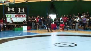 MMA Serie A - Cerci vs Romeo