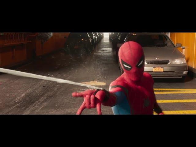 Spider-Man: Homecoming - UK Trailer #2