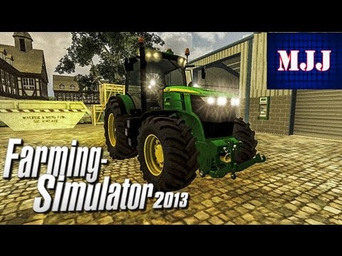 Farming Simulator 2013 - John Deere 7280r + Download Link !!!!