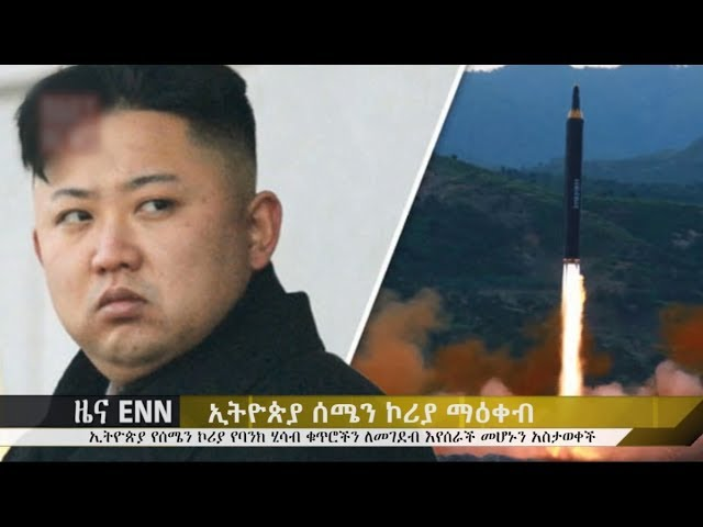 Ethiopia Imposes Sanction on North Korea