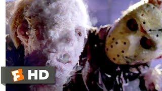 Jason X (2001) - Face Freeze Death Scene (3/10)   Movieclips