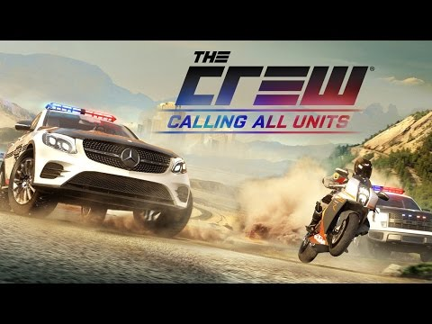 The Crew: Calling All Units - Трейлер Анонса [RU]
