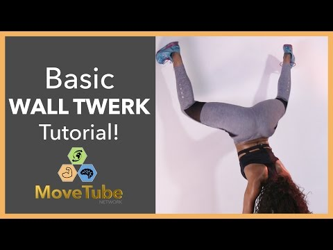 How to Wall Twerk! Learn Step by Step with Kelsey Mobley! Part 3