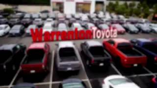 National Clearance Event At Warrenton Toyota: Huge Rebates On All 2018 Models!
