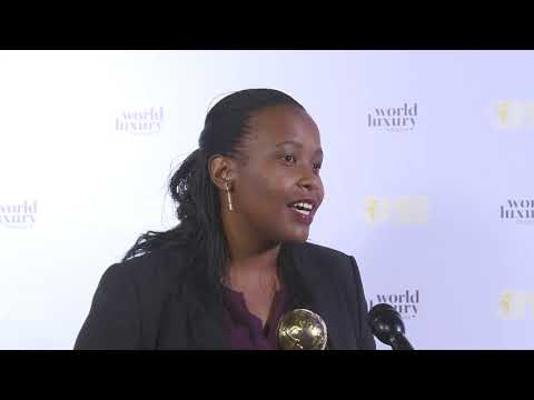 Clare Akamanzi, chief executive, Rwanda Development Board