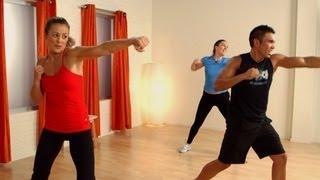 Cardio Tai Box Workout | Crunch Gym Fitness | Class FitSugar