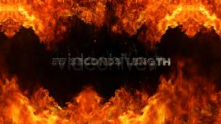 VideoHive Fires of Doom preview