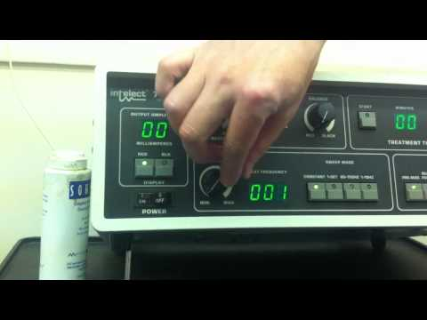 Electrical Muscle Stimulation - Machine 2