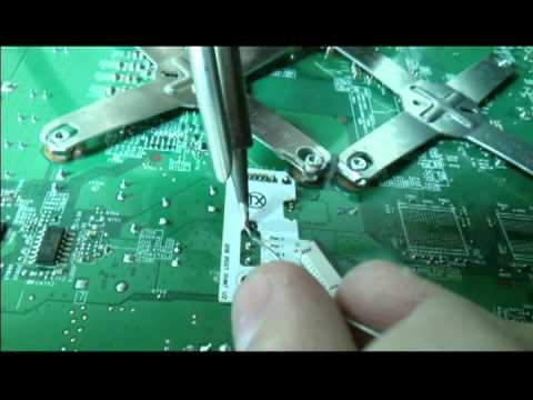 R-JTAG tutorial for phat Xbox 360 complete guide