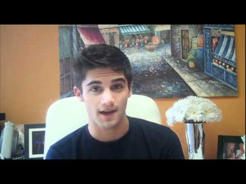 Max Ehrich promo for LA Teen Festival