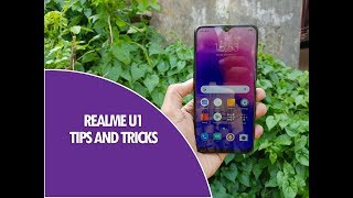 Realme U1 Tips, Tricks and Features (Color OS 5.2)