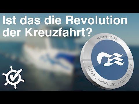 Ist das die Revolution der Kreuzfahrt? AIDA-Mutter Carnival stellt Ocean Medallion vor