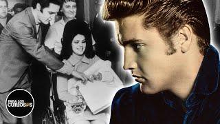 Así Fue La Oscura Vida De Elvis Presley Y Priscilla
