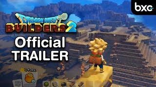 Dragon Quest Builders 2 - Official Trailer