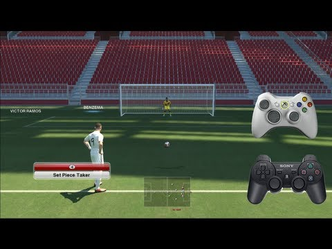 PES 2014 Como Bater Penalty Tutorial