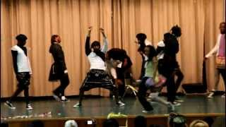 DANCE NATION TV- THE MOTTS SHOW - PRETTY KITTYS