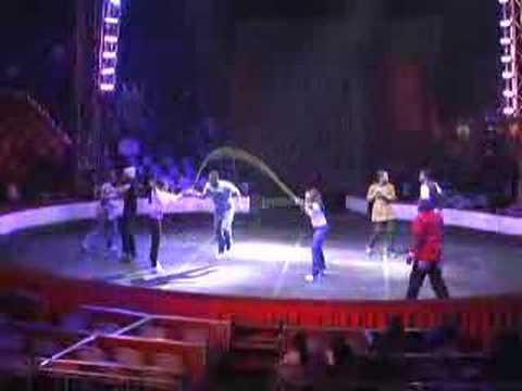 UniverSoul Circus (pre-show) - Jumpers 'N' Command