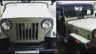 ഒരു കിടിലൻ off Roade|Mahindra 4 x 4 Jeep|Off rode jeep|Kottayam Kerala|