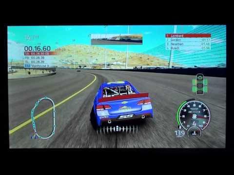 NASCAR '14 - Race 35/36 - Kobalt Tools 500