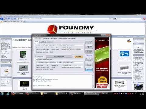 X360USB Pro Flashing Slim 9504 Drive