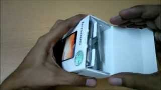 Lenovo A536 Quick Unboxing