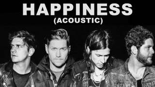 "NEEDTOBREATHE - ""HAPPINESS (Acoustic)"" [Official Audio]"
