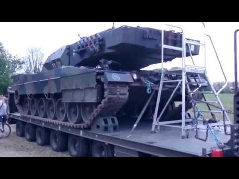 #11 Czołgi na ZWM Opole. Dni NATO. Leopard 2A5, T72, BWP 1, Rosomak, Humvee, Mangusta,