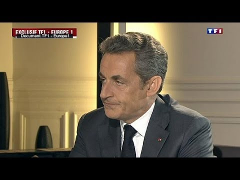 """Shocked"" Sarkozy dismisses corruption allegations as ""grotesque"""