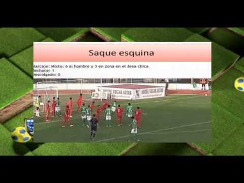 Análisis técnico: Sevilla Atlético (24-10-14)