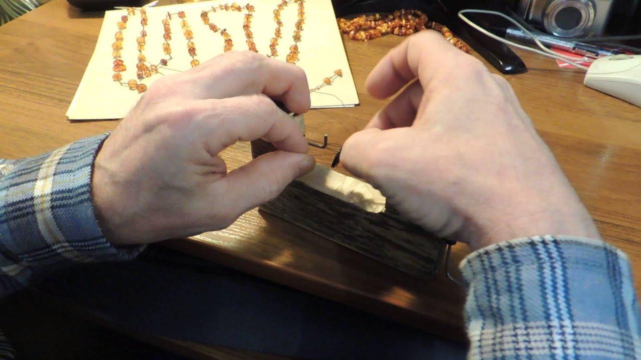 Как сделать станок для плетения цепочек из проволоки своими руками 44