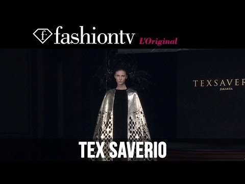 Tex Saverio Fall winter 2014-15 | Paris Fashion Week Pfw | Fashiontv video