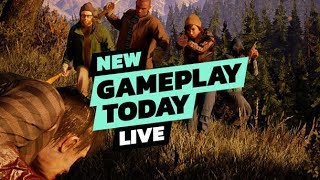 State Of Decay 2 Co-op - New Gameplay Today Live