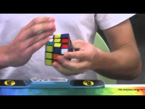 Rubik's cube former world record average: 7.53 seconds