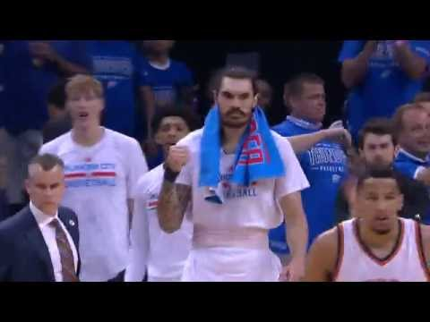 Warriors vs Thunder: Game 6 - WCF Full Game Recap
