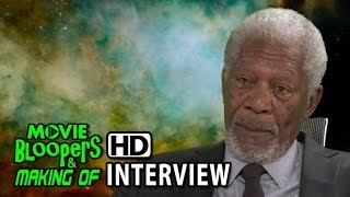 Lucy (2014) Morgan Freeman Interview