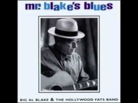 Big Al Blake And The Hollywood Fats Band Jalopy To Drive