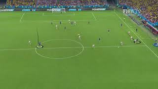 Counter Attack Analysis Clip 5 - FIFA World Cup™ Russia 2018