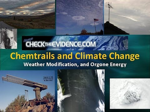 Chemtrails and Climate Change - Oct 2014 - Part 1