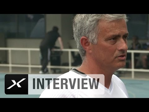 Jose Mourinho: Pep Guardiola und ich haben uns geprägt | Manchester City - Manchester United