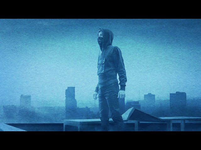 Alan Walker - Different World feat. Sofia Carson, K-391  CORSAK Lyric Video