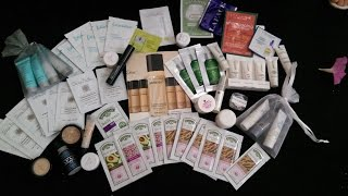 How to get free beauty products: product sampling part 1 | brand name, expensive, global brands, etc