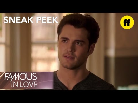 "Famous in Love: Season 2, Episode 9 Sneak Peek: Paige Goes on ""Locked"" Press Tour 