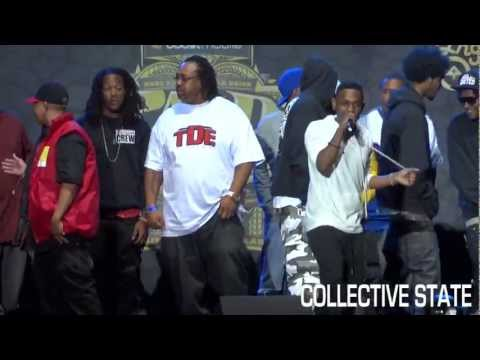 Kendrick Lamar Performs 'm.A.A.d. City' at Paid Dues 2013 | Pt. 5 HD