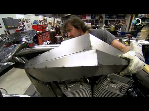 Sports Bike Build | American Chopper