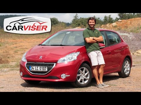 Peugeot 208 1.2 VTI Test Sürüşü - Review (English subtitled)