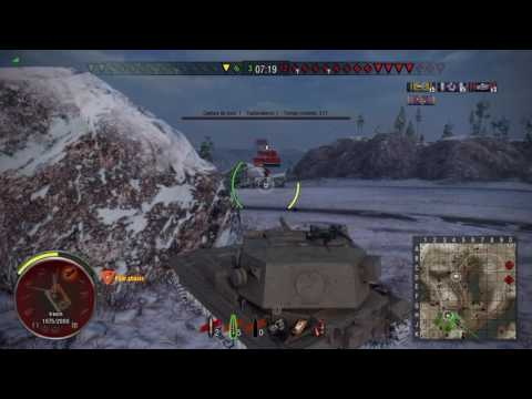 WORLD OF TANKS PS4 ESPAÑOL / Fv 215b 183 - Te veo y te oneshooteo