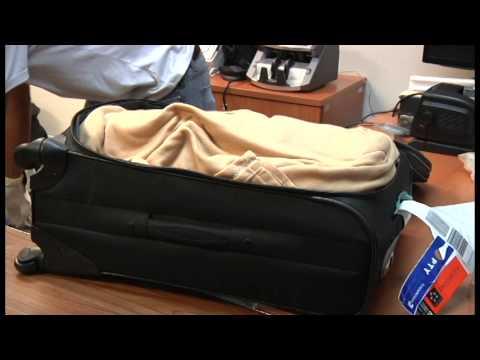 $7 millones en los maletines