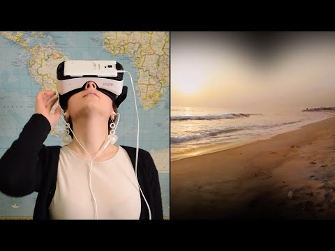 Virtual Reality Inspires Humanitarian Empathy at the United Nations
