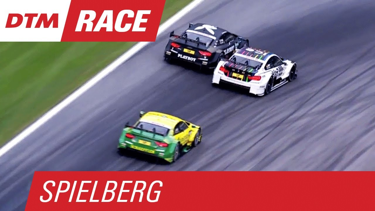 Race 1 - Live Stream (English) - DTM Spielberg 2015