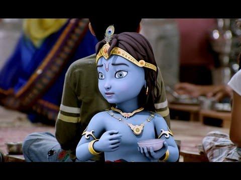 Lord Krishna Befriends Orphan Krishna - Main Krishna Hoon